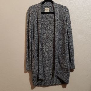Hollister Long Knitted Cozy Cardigan